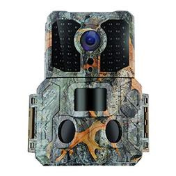 Kuool K3 Trail Camera with Night Vision Motion Activated 48p