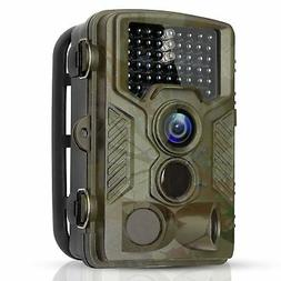 BYbrutek Trail Camera, 16MP 1080P Full HD Deer Hunting Game