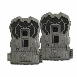 Stealth Cam Trail Cam 2-pk QV12 Combo Kit NEW with FREE Ship