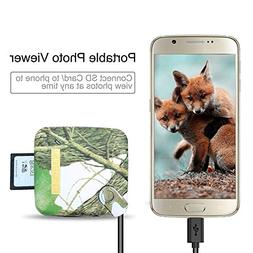 Bestok Trail Camera Memory Card Reader for Android Smartphon