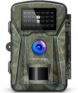 APEMAN Trail Camera 12MP 1080P 2.4' LCD Game&Hunting Camera