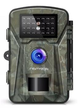 "APEMAN Trail Camera - 12MP 1080p 2.4"" LCD, IR LED Nightvis"