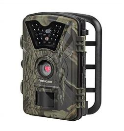 ECOOPRO Trail Camera 12MP 1080P HD Game Hunting Camera 65ft