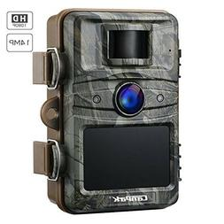 Campark Trail Camera 14MP 1080P HD Wildlife Scouting Hunting