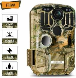 Toguard Trail Camera 14MP 1080P IR Night Vision Game Camera