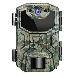 "Trail Camera 16MP 1080 HD 2.0"" LCD Game Cam Night Vision Mot"