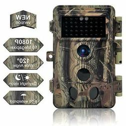 DIGITNOW Trail Camera 16MP 1080P, Game Camera with No Glow L