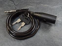 Trail Camera Cable Lock - Bushnell, Spypoint, Ltl  acorn Tra