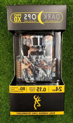 Browning Trail Camera Dark Ops PRO XD, 24MP Game Trail Camer