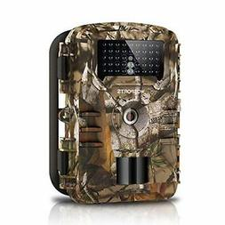 WOSPORTS Trail Camera Full HD 1080P Hunting Game Camera, 940