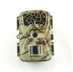 WOSPORTS Trail Camera Full HD 1080P Hunting Game Camera Moti