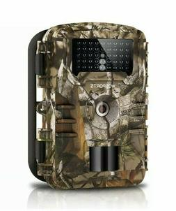 WOSPORTS Trail Camera HD Hunting Game Camera Motion Activate