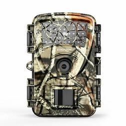 WOSPORTS Trail Camera Hunting Game Camera 2019 Upgraded Moti