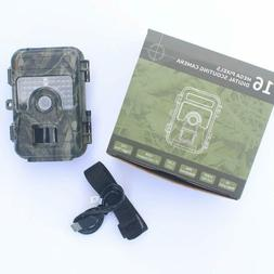 Trail Camera Outdoor Waterproof Security Cam Motion Activate