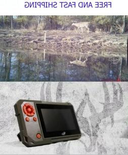 Wildgame Innovations Trail Camera Pad Swipe SD Card Viewer f