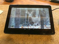 """Trail Camera Picture Game Viewer 10"""" Droid Tablet w/HDMI and"""