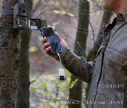trail camera sd card reader for android iphone viewer game c