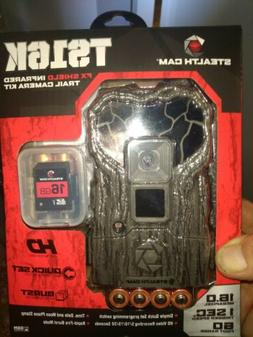 Stealth cam trail camera TS16K. 4 available