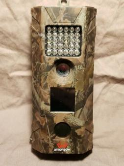Wosports Trail Camera, Upgraded 1280P Hunting - Game, CAMO F