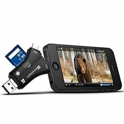 Trail Camera Viewer for iPhone iPad Mac  Android SD  Micro S