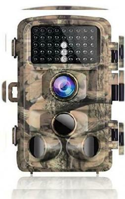 Campark Trail Camera-Waterproof Game Hunting Scouting Cam 14