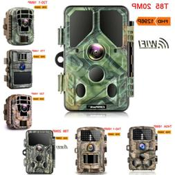 Campark Trail Camera Wildlife Scouting Hunting Game Night Vi