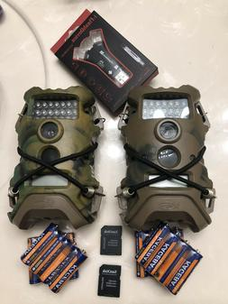 trail camera x2 starter pack terra 10