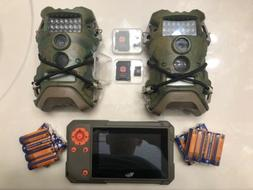 Trail Camera X2 Starter Pack Terra, 2 SD, Batt, WGI SD Viewe