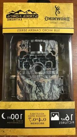 Browning Trail Cameras STRIKE FORCE EXTREME 16MP PICTURES HD