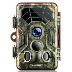 trail cameras with night vision motion activated waterproof