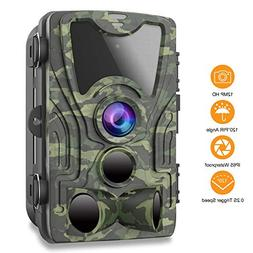 FHDCAM Trail Camera 1080P FHD, Wildlife Game Hunting Camera