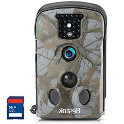 Bestok Trail Hunting Camera Wildlife Deer Game Cam12MP Night