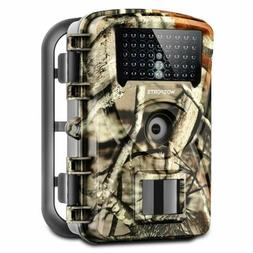 WOSPORTS Trail Game Camera,1080P Waterproof Hunting Scouting