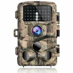Campark Trail Game & Cameras 14MP 1080P Waterproof Hunting S