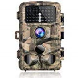 【2020 Upgrade】Campark Trail Camera-Waterproof 16MP 1080P