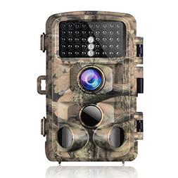 Trail Camera-Waterproof 16MP 1080P Game Hunting Scouting Cam