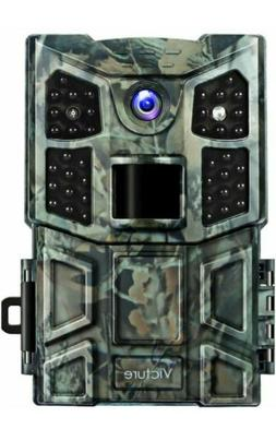 Victure Trail Game Camera 20MP with Night Vision Motion Acti