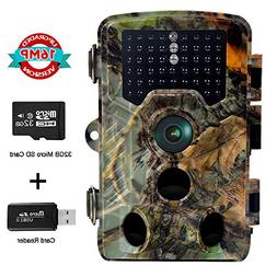 Owsen Trail Camera 16MP 1080P Game & Hunting Camera HD Night