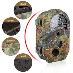 Trail Camera Game Camera Hunting Scouting Camera With Night