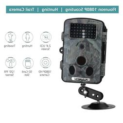 【Upgraded】 Victure Trail Game Camera 1080P 12MP Wildlife