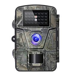 Victure Trail Game Camera Night Vision Motion Activated Hunt