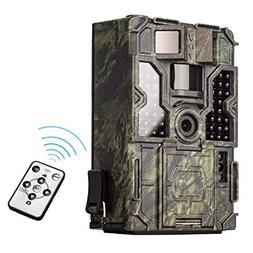 Clobo Trail Game Camera 16MP 1080P Waterproof Hunting Scouti
