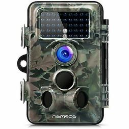 APEMAN Trail Camera 12MP 1080P HD Game&Hunting Camera with 1