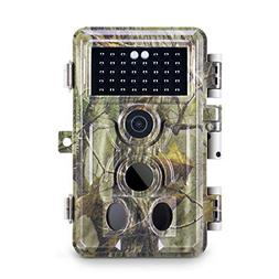 Meidase Trail Camera 16MP 1080P, Game Camera with No Glow Ni