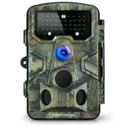 "【New Version】 APEMAN Trail Camera 12MP 1080P 2.4"" LCD Ga"