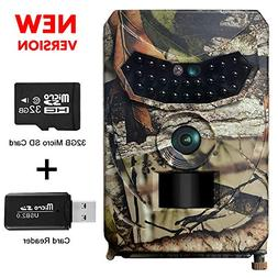 OWSEN Trail Camera 12MP 1080P Wildlife Camera Motion Activat