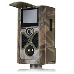 ANNKE 12MP 1080P HD Game and Wildlife Trail Hunting Camera,