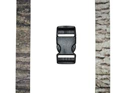 Timberblend Tree Bark Camouflage Trail Game Camera Strap 2 P