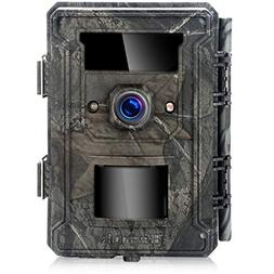 "Bestok Trail Game Hunting Camera 12MP HD 120° 2.4"" LCD Wild"