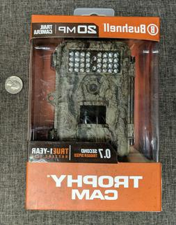 Bushnell Trophy Cam 20MP 720p Trail Camera 119717CW NEW FACT